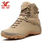 Men Hiking Boots Warm Outdoor Sport Shoes Sneakers Comfortable High Cut Boots