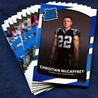 2017 Donruss Carolina Panthers NFL Football Card Your Choice - You Pick