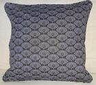 50 x 50 CUSHION COVER DEW DROPS - CHOICE OF 2 COLOURWAYS - SCATTER PILLOW COVER