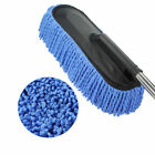 Car Microfiber Wash Cleaning Dusting Brush Wax Mop Telescoping Duster Dust Tool