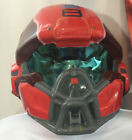 Disguise Mens Halo Spartan Muscle Halloween Costume Size Medium, XL Red