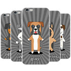 German Cartoon Dogs Snap-on Hard Back Case Phone Cover for Apple Mobile Phones