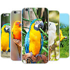 Stunning Tropical Birds Parrots Cockatoo Hard Case Phone Cover for Apple Phones