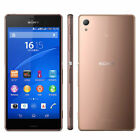 Sony Xperia Z3 D6616 32GB RAM 3GB 20.7MP Unlocked Android Smartphone 5.2'' USA