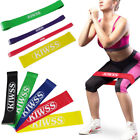 Heavy Duty Resistance Strech Band Loop Power Gym Fitness Exercise Yoga Workout image