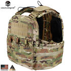 Emerson Tactical Vest CPC Airsoft Plate Carrier Body Armor Hunting Military Camo