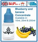 E liquid Blueberry and banana Flavour Concentrate - DIY Vape Flavouring