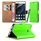 Wallet Pouch Leather Book Flip Case Cover For Various Mobile Phones