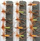 Daddy long legs / Hoppers Trout Fishing Flies  Hooks 10 12 14 or Mixed OGB