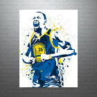 Kevin Durant Golden State Warriors Away Blue Poster FREE US SHIPPING on eBay