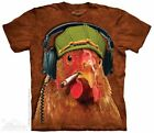 Fried Chicken T-Shirt from The Mountain - Sizes S - 5X