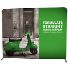 Formulate Straight - Fabric Display Stands