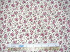 More Flowers cotton quilting fabric *Choose design & size