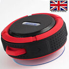 BLUETOOTH WATERPROOF WIRELESS TRAVEL SPEAKER WITH MIC For APPLE IPHONE X