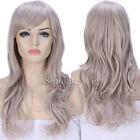 Thick Cosplay Party Anime Full Wig Heat Resistant Women Costume Hair Wig Ombre @