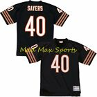 GALE SAYERS Chicago BEARS Home MITCHELL and NESS Throwback PREMIER Jersey S-2XL