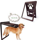 Pet Magnetic Door Window Screen Flap Door Doggie Door Cat Flaps 3 color