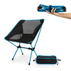 Folding Camping Chair Outdoor Hiking Ultra-light Portable Foldable Beach Chair