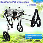 BestParts cart Pet/Dog Wheelchair for Handicapped  Medium Dog 8.8-49.6lb