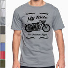 1939 Triumph Tiger Classic Vintage Motorcycles T-Shirt Multiple Colors $18.95 USD on eBay