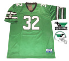 Washington Federals USFL Jersey Customized Craig James Mike Hohensee