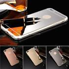 New Soft Silicone TPU Mirror Case Cover For Apple IPhone 7/ IPhone 7 NC89