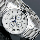 Original Swiss GUANQIN Men Luxury Quartz Watch Classic Business Wristwatches US