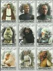 2017 Topps Star Wars Masterwork Short Print SP Base Card - YOU PICK $19.95 USD