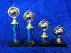 Glitter Ball, Disco Ball, Strictly Dance Award Trophy - FREE Engraving