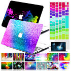 "Colorful Painting Hard Case Cover +KB+SP For Macbook Pro Air 11""13""15""Retina 12"""