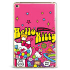 Anime Hello Kitty Pattern Soft Silicone Case Cover For Apple iPad Samsung F13016