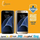 Samsung Galaxy S7 G930P (32GB, 96GB) Sprint Boost Mobile Ting FreedomPop Flash