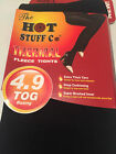 NEW WOMENS LADIES WINTER WARMING FLEECE LINED EXTRA THICK THERMAL TIGHTS 4.9 TOG