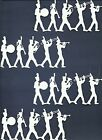 LOTS 4 PCS. MARCHING BAND DIE CUTS* HIGH SCHOOL COLLEGE JULY 4TH PARADE READ