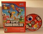 NINTENDO WII GAMES * U PICK LOT *Huge Selection ALL TESTED Buy 1 or Buy a Lot