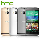 """5"""" Htc One M8 16gb Unlocked Smartphone Android Mobile Phone Quad Core Sim Free"""