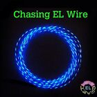 CHASING EL Wire - £5 p/m - 5 metres of 2.3mm Motion EL Wire in Many Colours