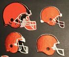 NFL CLEVELAND BROWNS Football **NEW** Logo Iron on Patch *Choice* on eBay