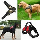 New Soft Adjustable Pet Large Non Pull Dog Walk Out Harness Vest Collar NC89