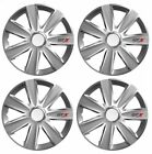 15   GTX CARBON WHEEL TRIMS COVERS X4 for VW VOLKSWAGEN POLO GTI ALL MODELS