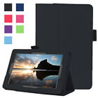 Stylish! Ultra thin Leather Smart Cover Stand Case For Amazon Kindle Fire 7 HD 8