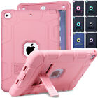 New! Military Shockproof Hybrid Hard Kids Protect Durable Case For Ipad Mini 123