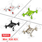 Syma X20 X21 Mini Snitch Drone Fixed High Hover Headless Stable RC Quad Copter
