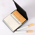 leather cigarette case holder 10pcs cigarettes birthday gift for friend
