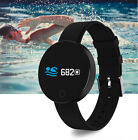 Waterproof Smart Watch Touch Screen Phone Mate For IOS Android iPhone Samsung LG