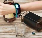 Gift Stainless Wine Bottle Bangle Alcohol Bracelet Flask Innovative 4 Colors