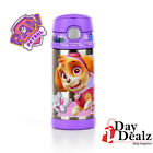 NEW THERMOS SS VAC INSULATED 12OZ STRAW BOTTLE PAW PATROL GIRL PINK F4015PPG6TRU