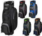 NEW BAGBOY DEFENDER GOLF CART BAG. CHOOSE YOUR COLOR. BAG BOY