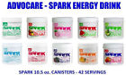 AdvoCare Spark Canister (Powder) - Pick Flavor - 42 Servings - FREE SHIPPING