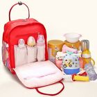 Travel Portable Multifunctional Backpacks Nylon Maternity Mummy Nappy Baby Bags
